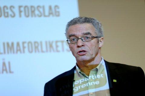 – Vi har aldri vært et byparti, sier Rasmus Hansson.