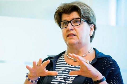 – Vi mener det er rart dette er den eneste bransjen hvor pris ikke kan vises for forbruker, sier Randi Flesland, direktør i Forbrukerrådet.
