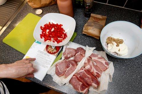 Nordmenn spiste mer kjøtt i fjor enn året før, viser en ny rapport fra Helsedirektoratet.
