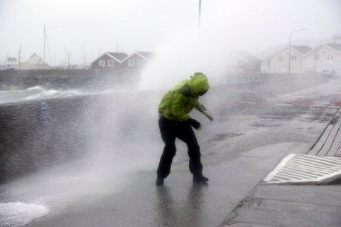 Det er varslet mye dårlig vær de nærmeste dagene. Da lønner det seg å ta forholdsregler.