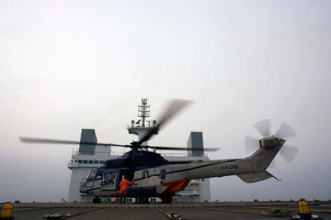 Ni fagforbund som organiserer offshorearbeidere ber myndighetene stå imot EU og hindre at helikoptertypen Super Puma tas i bruk igjen på norsk sokkel.