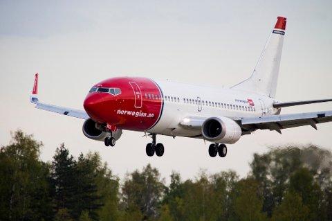 LO frykter at sosial dumping i luftfarten blir konsekvensen av at Norwegian får tillatelse til å fly i USA.