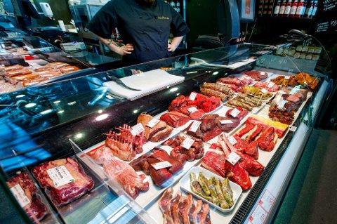 Svensker og dansker spiser mer kjøtt enn nordmenn.