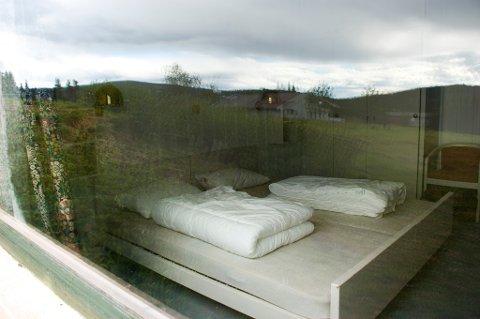 I oktober var det 1,7 millioner overnattinger ved norske hoteller.