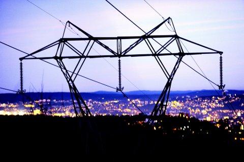 Det kalde været fører til høye strømpriser på Østlandet.