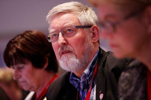 LO og nestleder Tor-Arne Solbakken liker ikke Stormbergs forslag om skattelette for å ansette flyktninger.