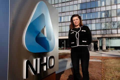 NHO-sjef Kristin Skogen Lund etterlyser en mer helhetlig tilnærming til klimautfordringene i Norge.