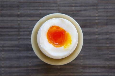 Det er viktig å huske på at eggene trenger lengre koketid i høyden.