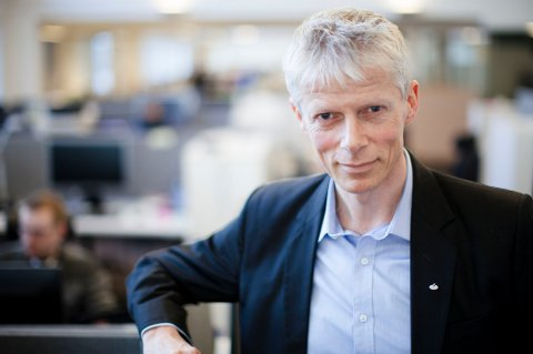 – Du må sjekke at opplysningene stemmer, sier skattedirektør Hans Christian Holte.