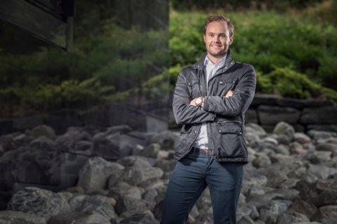 Investeringsrådgiver Magnus Selven i Skandiabanken.