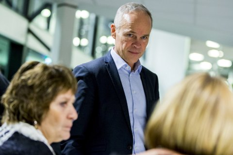 Jan Tore Sanner (H) er glad for at prosjektet om kvinner i lokalpolitikken har hatt en positiv effekt.
