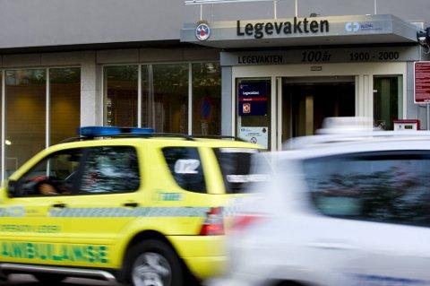 Legeforeningen ønsker et tettere samarbeid mellom legevakt og ambulansetjeneste.