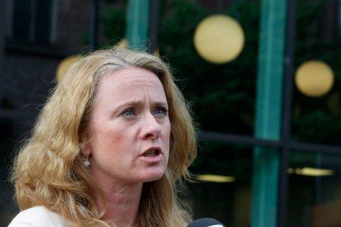 – Behovet er fortsatt stort for å skape flere jobber på kort og lang sikt, sier arbeidsminister Anniken Hauglie (H).