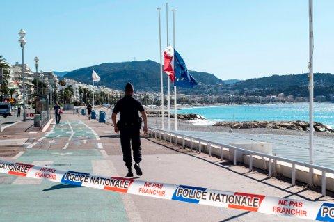 Torsdag kveld ble Nice rammet av terror der en lastebil var våpnet.