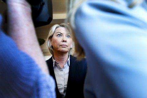 Det forventes at næringsminister Monica Mæland (H) følger opp Stortingets vedtak .