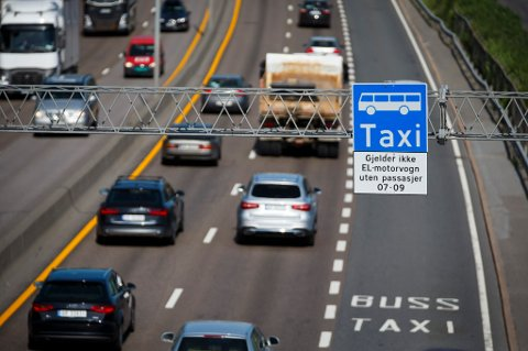 SV mener engangsavgiften må økes for nye fossilbiler.