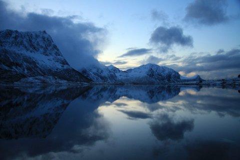 Selv en utredning av konsekvenser i Lofoten er for sterk kost for store deler av Ap, skriver ANBs kommentator.