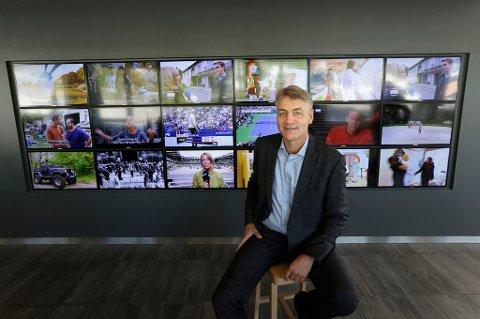 Get-direktør Gunnar Evensen har landet en avtale om alt innhold fra Discovery i årene som kommer.