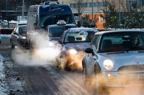 Dieselbilene er allerede på vikende front, ifølge salgsstatistikken.