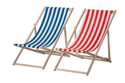 Dette er strandstolen IKEA ber kunder levere tilbake.