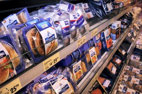 Stadig flere er bekymret for at matvareprisene skal øke, viser en ny undersøkelse.