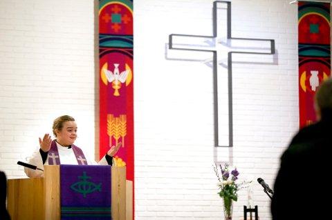 Den norske kirke ble skilt fra staten ved nyttårsskiftet.