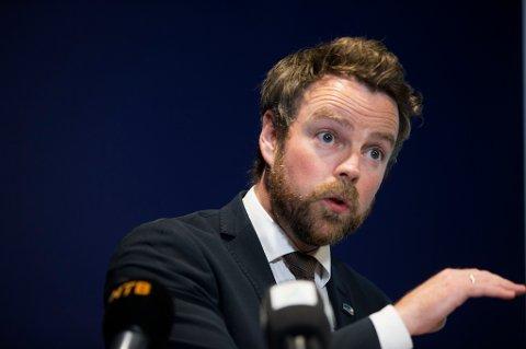 Høyres Torbjørn Røe Isaksen vil løfte fram norske kunst- og kulturskatter i en såkalt kulturkanon.