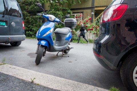 De som skal ta førerkort på moped i 2017, må igjennom en mer individuelt tilpasset opplæring enn før.