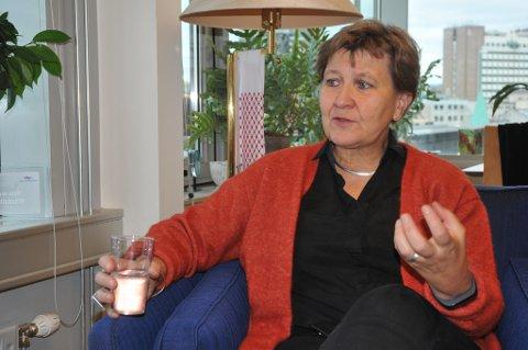 Fagforbundet med forbundsleder Mette Nord i spissen mener det er fornuftig med en arbeidstidsreduksjon nå som Norge går mot dårligere tider.