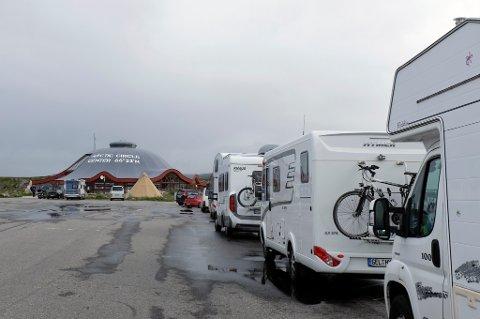 Det er mange utenlandske bobiler i Norge, men nordmenn kjøper også bobiler som aldri før.