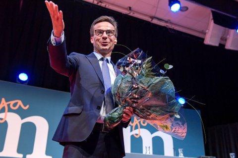 Ulf Kristersson er ny leder i Moderaterna.