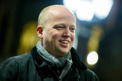 Senterpartiet har doblet oppslutningen siden Trygve Slagsvold Vedum overtok som partileder for tre år siden.