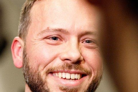 SV-leder Audun Lysbakken mener målingen gir grobunn for optimisme i partiet.