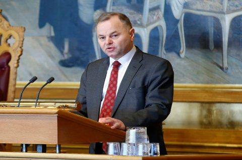 Stortingspresident Olemic Thommessen og resten av presidentskapet har fått kraftig kritikk av Stortingets kontrollkomité.