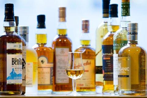 Senterpartiet vurderer alkolås på oljefondet.