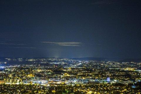 Energibruk i bygg står for omkring 40 prosent av energiforbruket i Norge.