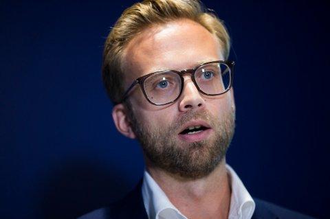 Høyres Nikolai Astrup mener Ap-leder Jonas Gahr Støres tale til landsmøtet ikke var så mye å bli klok av.