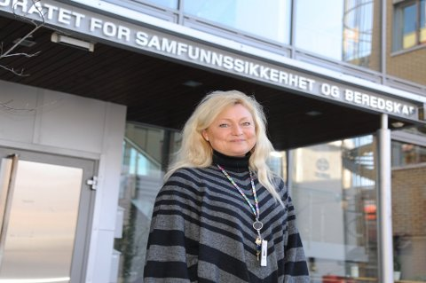 Avdelingsdirektør Anne Rygh Pedersen i DSB.