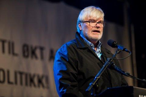 Leif Sande gir seg som leder i Industri Energi.