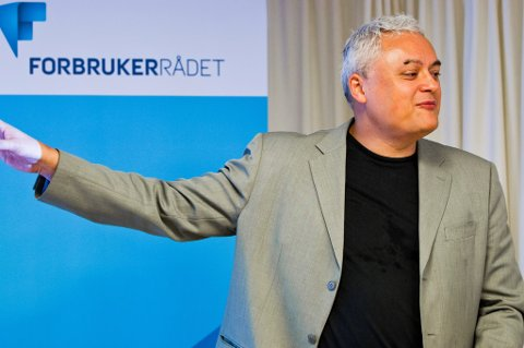 Fagdirektør Jorge Jensen i Forbrukerrådet mener kundene må være klar over ulempene med IPS.