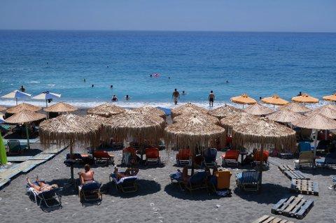 Over halvparten av dem som svarte på Nordeas undersøkelse, planlegger en tur utenlands i sommer.