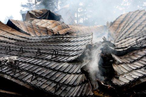 Nå skal arbeidet etter en brann skje raskere og bli enklere, foreslår regjeringen.