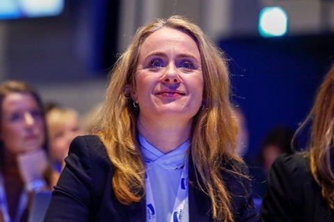 – Norske pensjonister skal fortsatt være trygge på at de kan kose seg ved solkysten etter et langt arbeidsliv, sier arbeids- og sosialminister Anniken Hauglie.