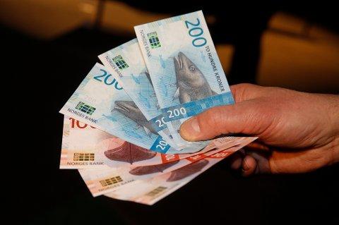 I dag får norske skattebetalere 28 milliarder kroner ekstra å rutte med.