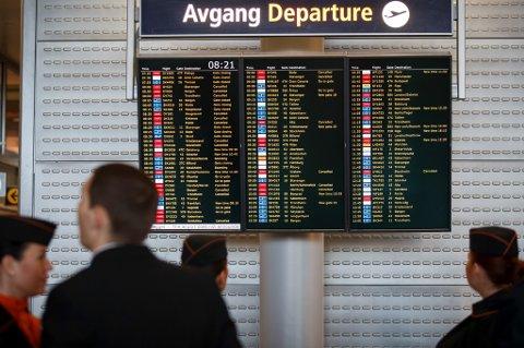 Du har krav på erstatning dersom flyet blir forsinket eller innstilt.