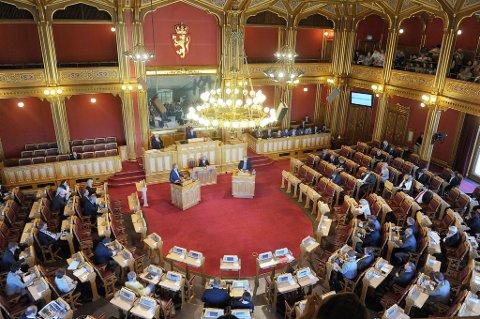 Mange velgere vil påvirke Stortinget på ulik vis.