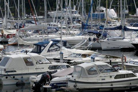 Mange tegneseriefigurer har fått fritidsbåter oppkalt etter seg.