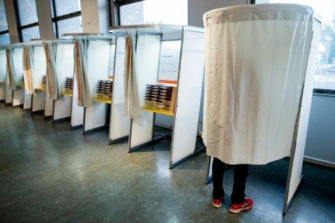 Allerede fra mandag 3. juli er det mulig å avgi forhåndsstemme i årets stortingsvalg.