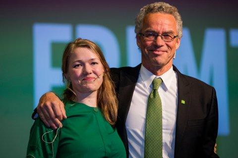 MDG med Une Aina Bastholm og Rasmus Hansson kan bli et mareritt for både statsminister Erna Solberg og Ap-leder Jonas Gahr Støre.
