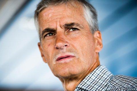 Jonas Gahr Støre leder et Arbeiderparti som er langt fra valgresultatet for fire år siden da de endte med en oppslutning på 30,8 prosent.